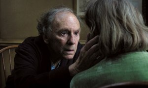 Jean-Louis Trintignant in Amour