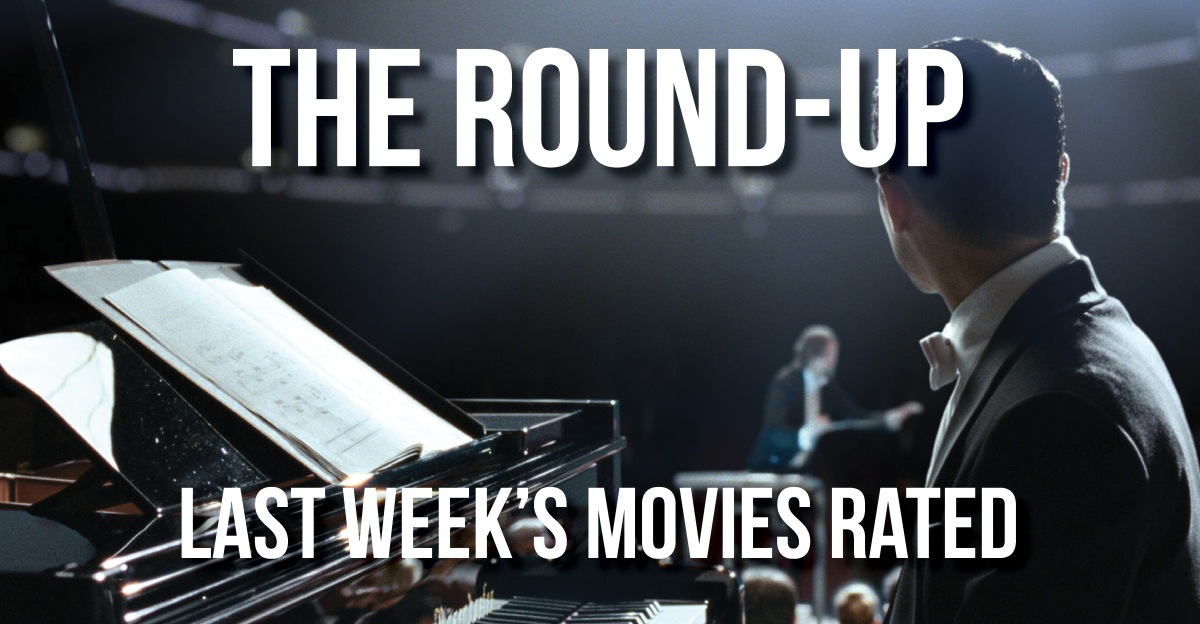 THE ROUND-UP | September 19's movies rated