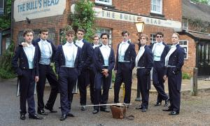 THE RIOT CLUB; POSH
