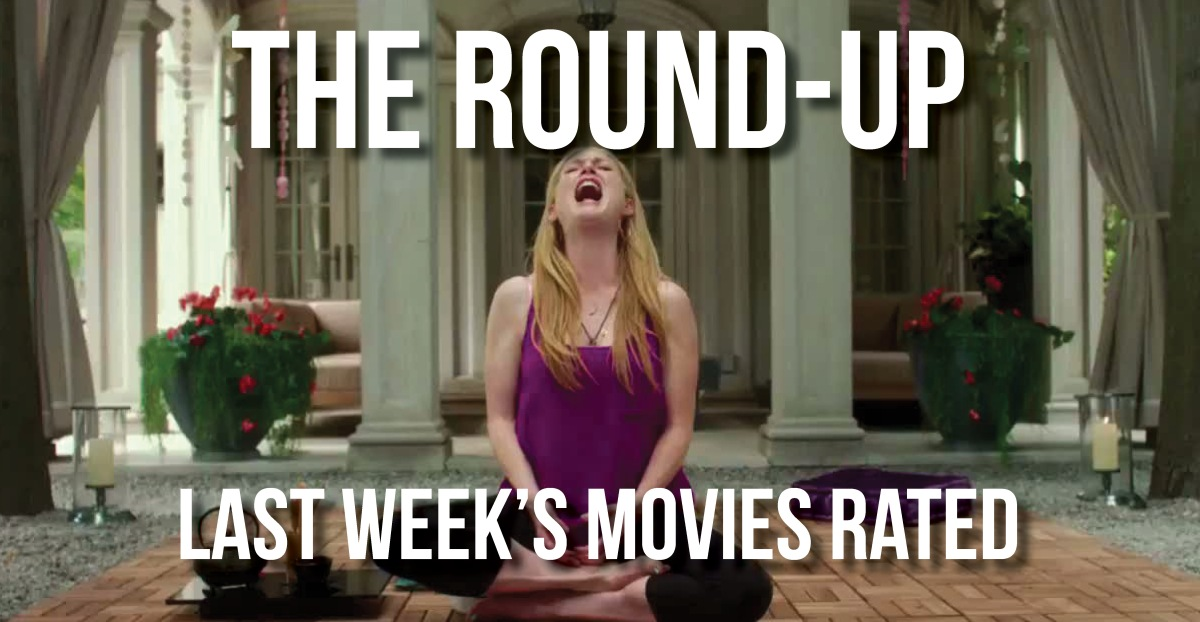 THE ROUND-UP | September 26's movies rated
