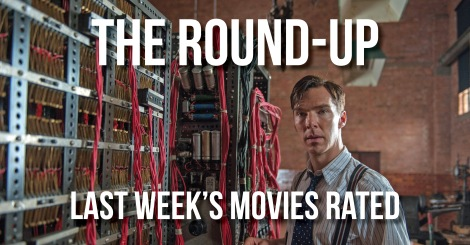 THE ROUND-UP | November 14's movies rated
