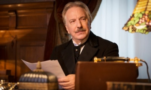 Alan Rickman in A Promise