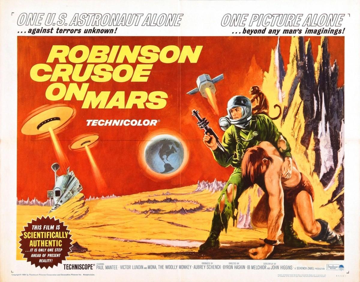 REVIEW | Robinson Crusoe on Mars